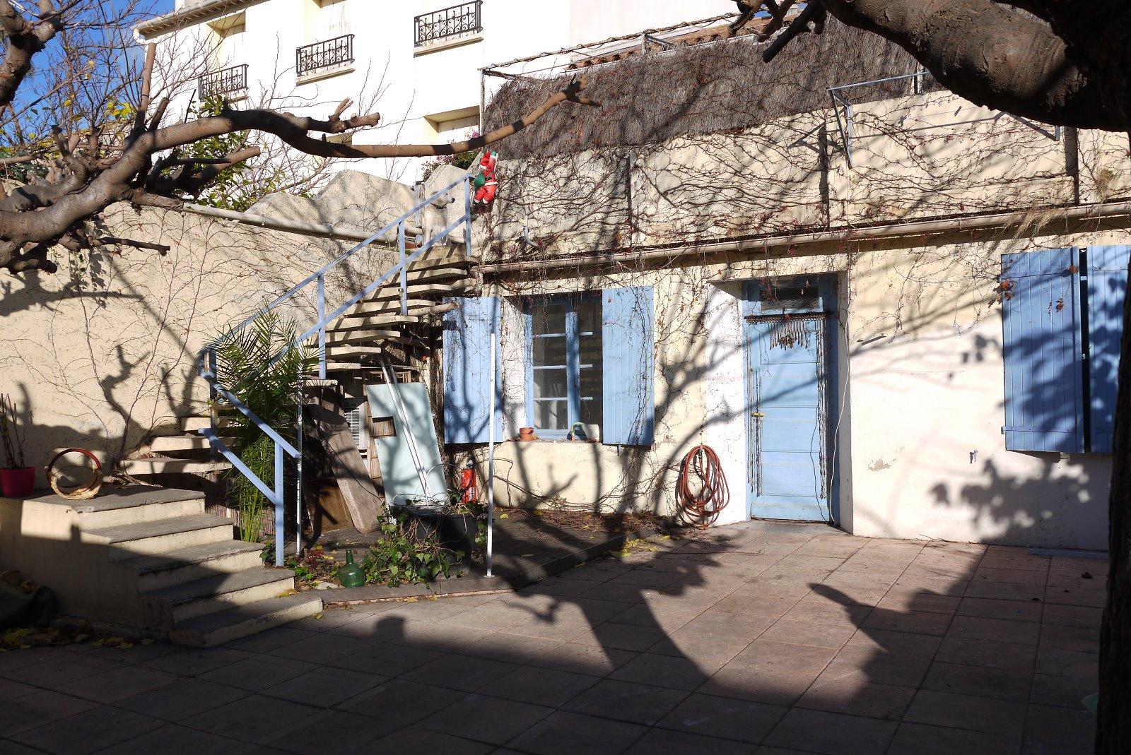 Vente maison gruissan avec l 39 agence alexandra dufour for Acheter une maison de village